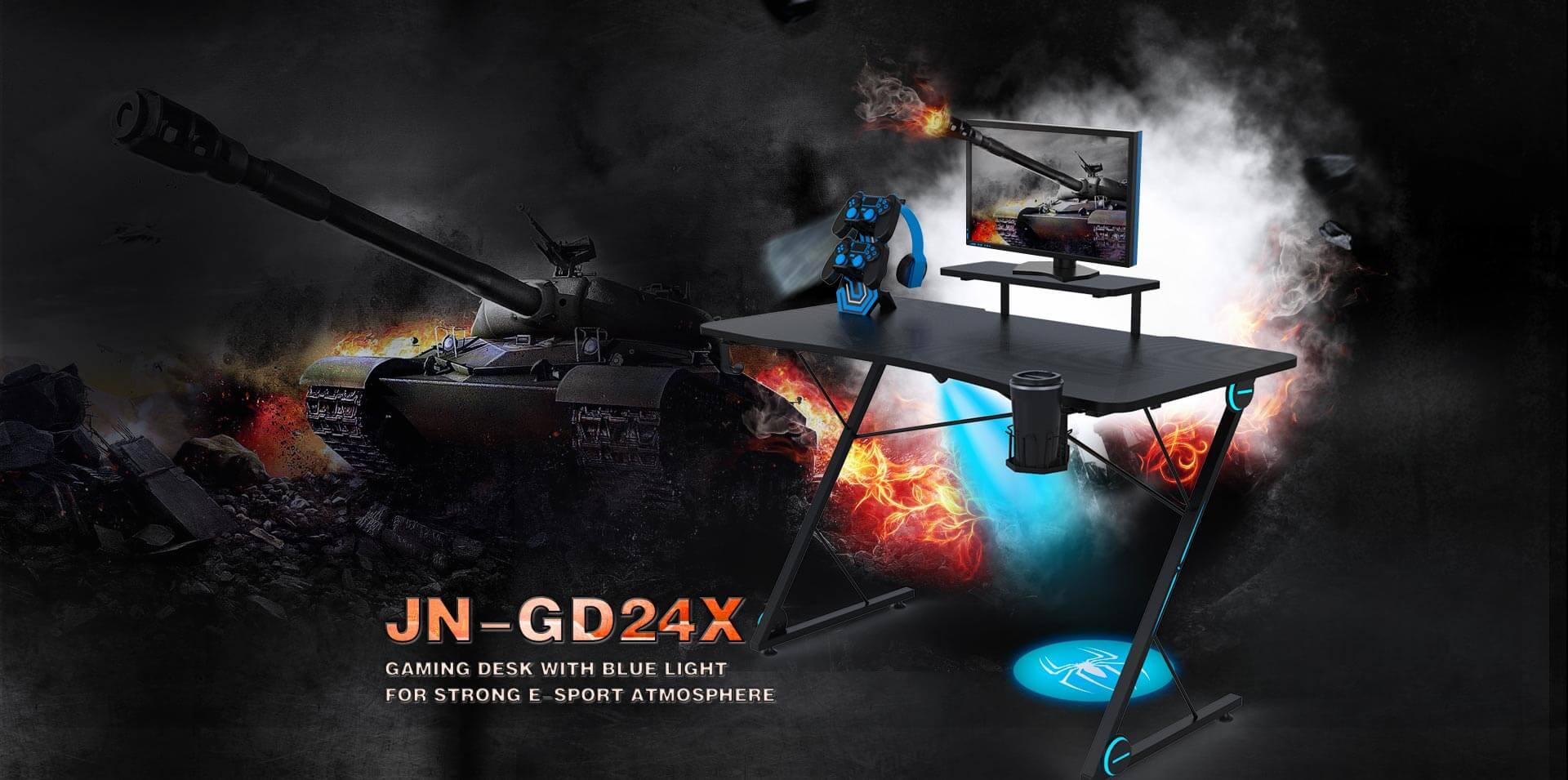 2020 Best LED Gaming Desk