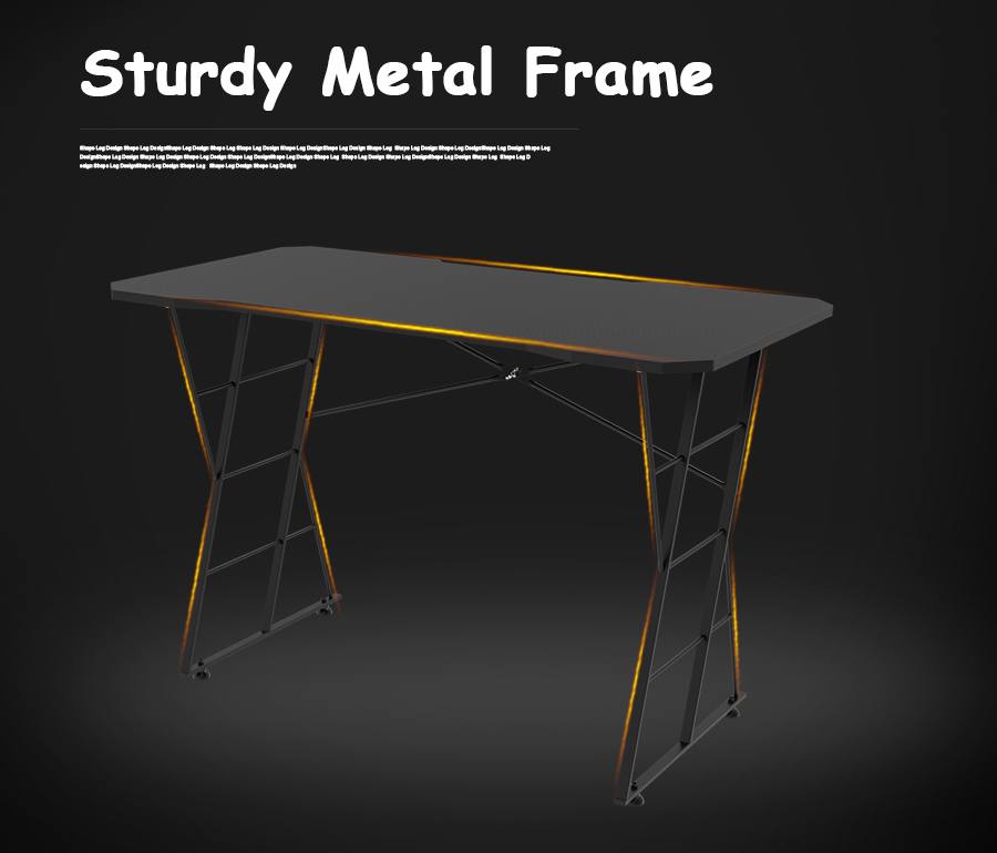 pc desk gaming