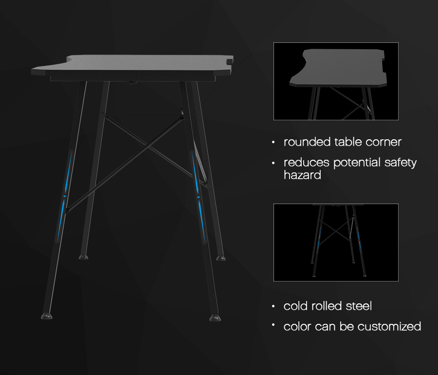 gaming pc table