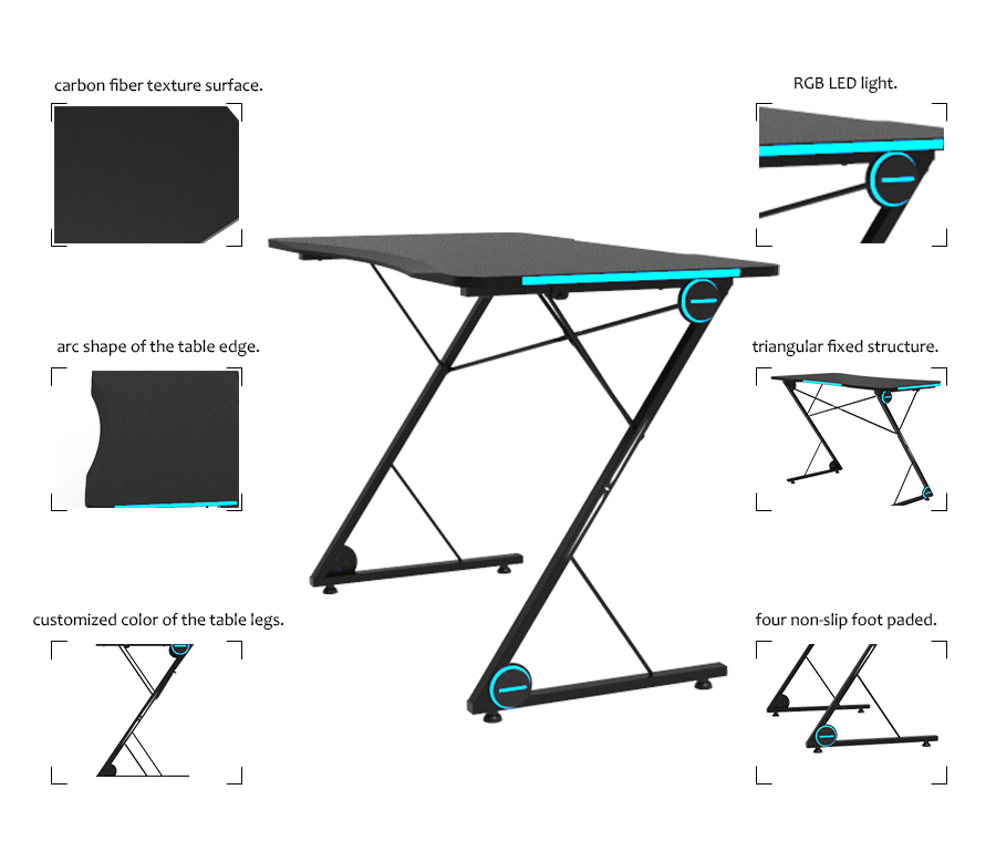 best gaming computer desk