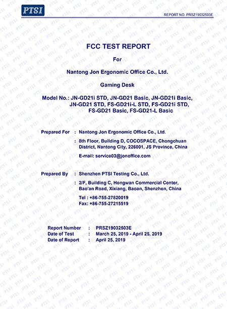 FCC-SDoC-REPORT