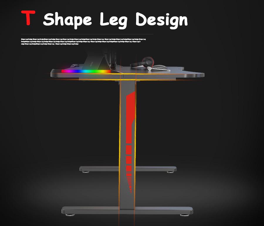 standing gaming desk