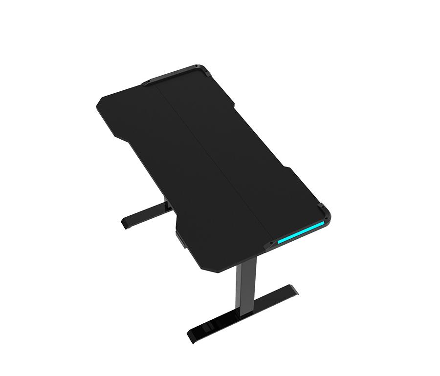 adjustable gaming desk