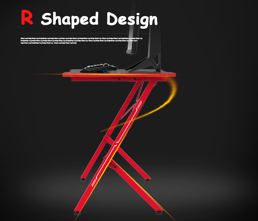 gaming computer desk table