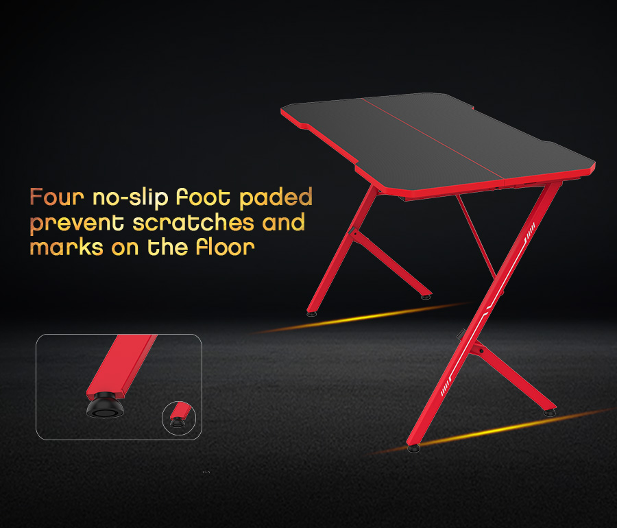 gaming desktop table