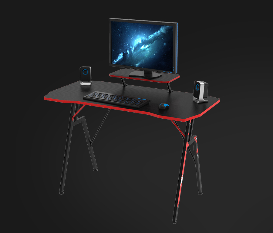 computer table desk gaming