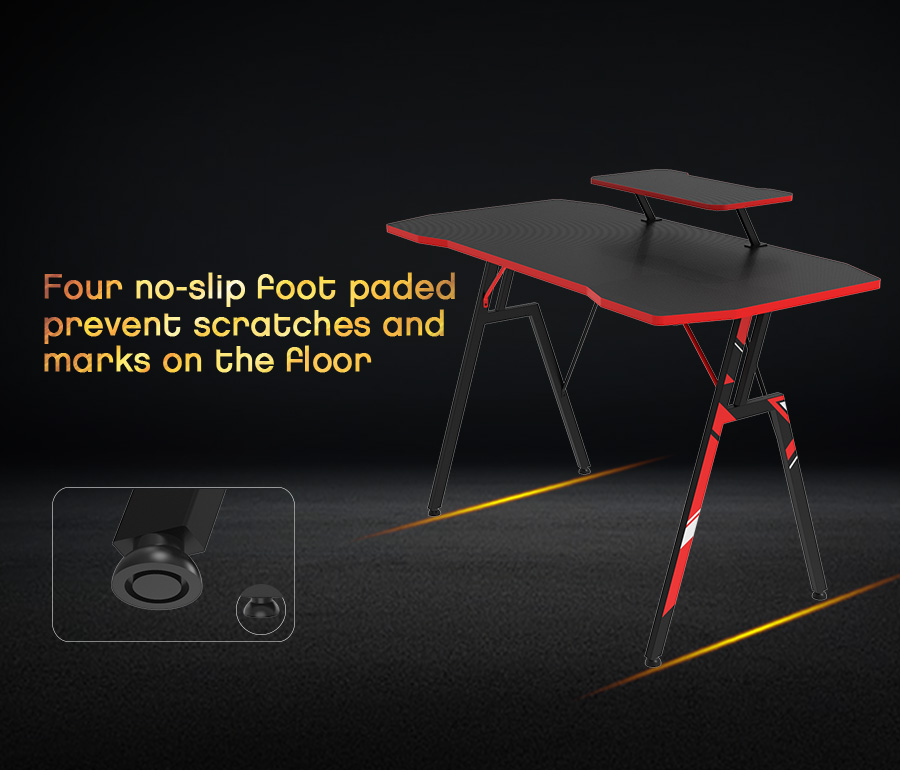 customizable gaming desk
