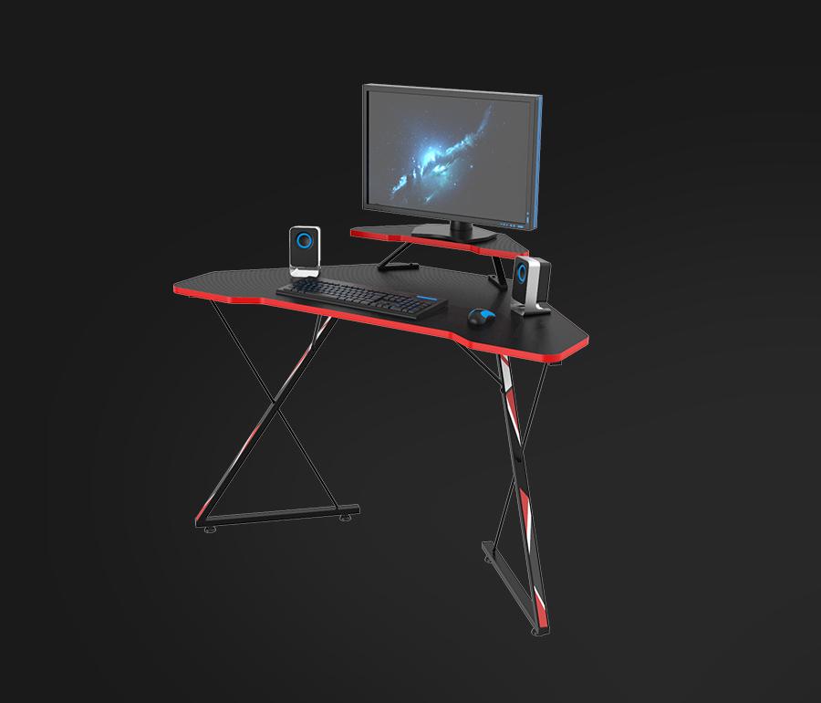 l shaped gaming desk