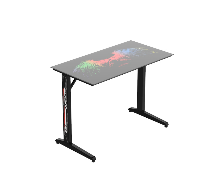 console gaming desk