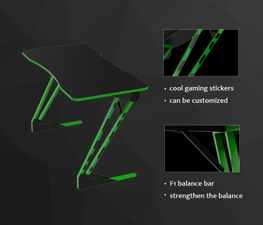 gaming desk table